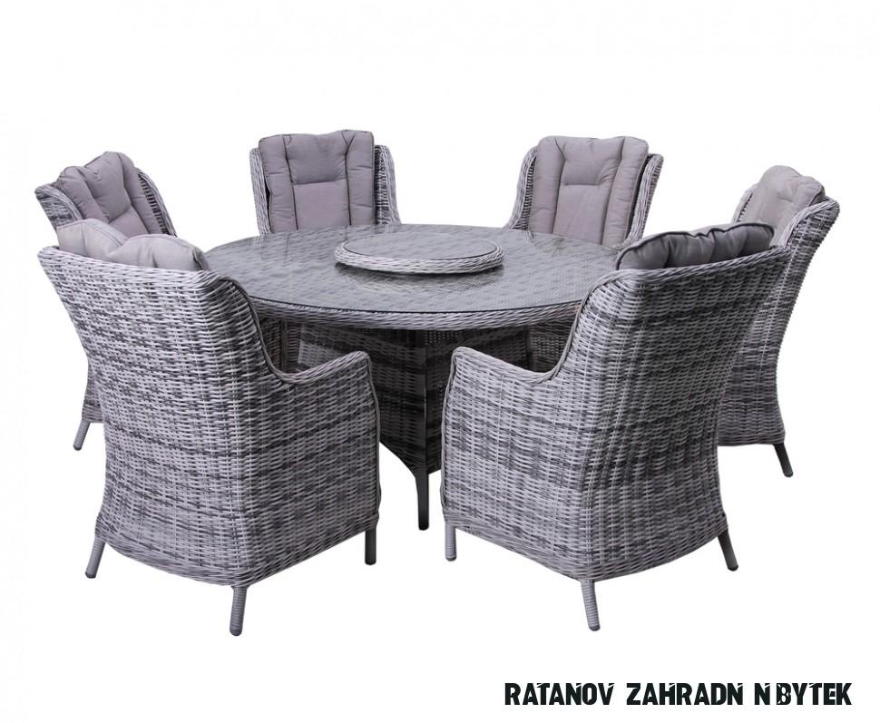 MADISON souprava  Luxusní ratanový nábytek  Soupravy  Zahradní