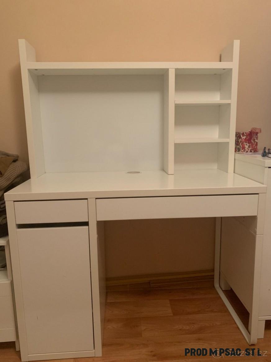 Prodám psací stůl IKEA - Uherské Hradiště - Bazoš.cz