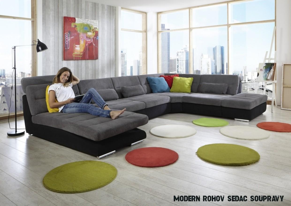 Podle čeho vybírat rohovou sedací soupravu - Moderní nábytek TORRIMEX