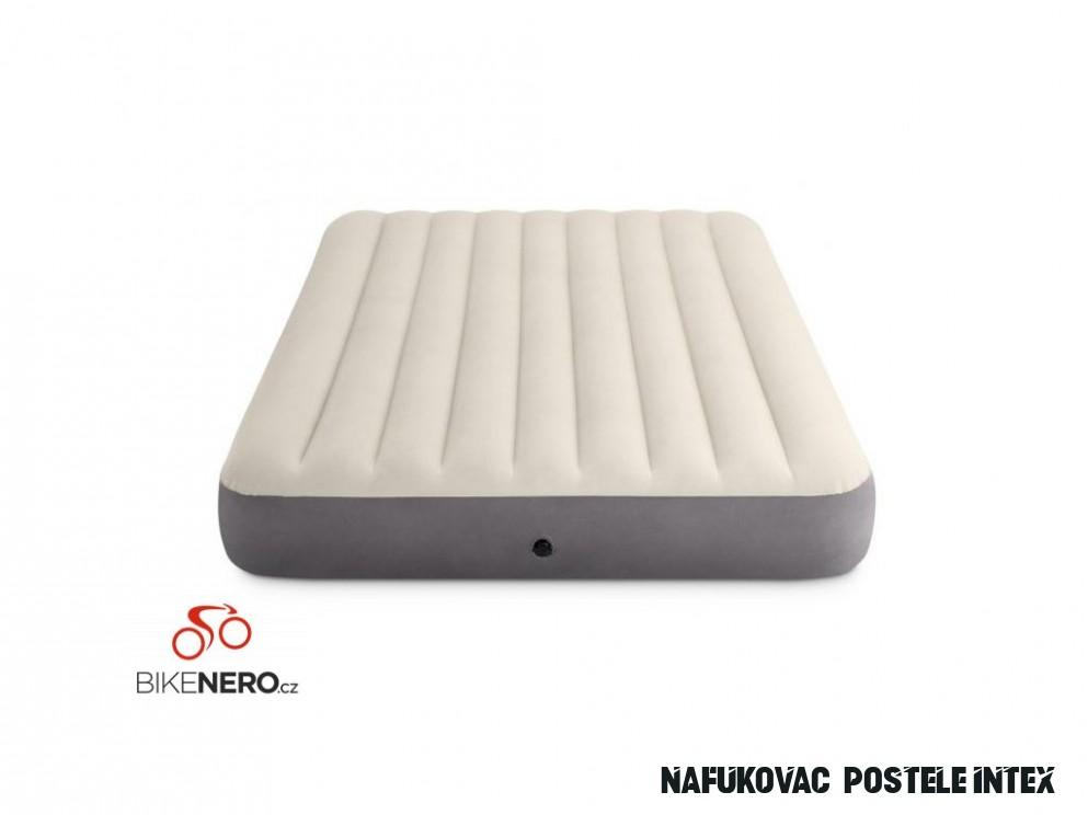 Nafukovací postel INTEX 19 DELUXE SINGLE Full 19x19x19 cm - BIKENERO.CZ