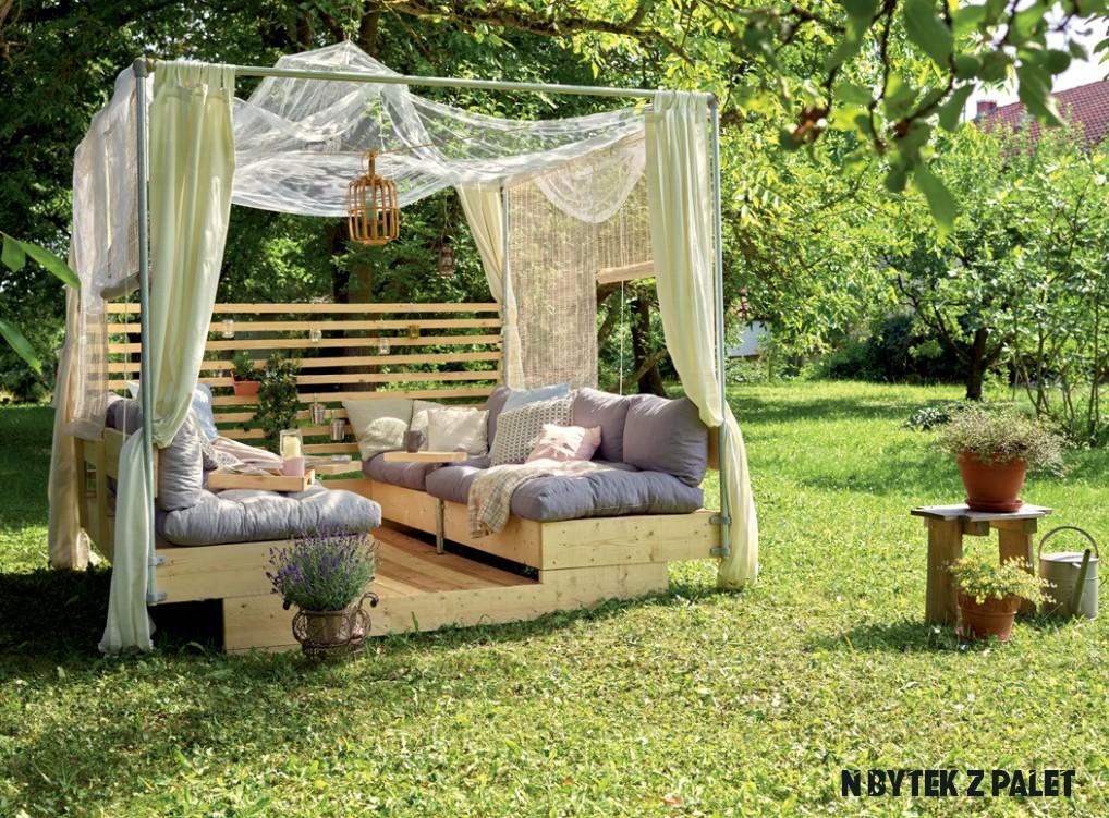 Můj Dům  Jak si vyrobit stylový nábytek z palet a beden