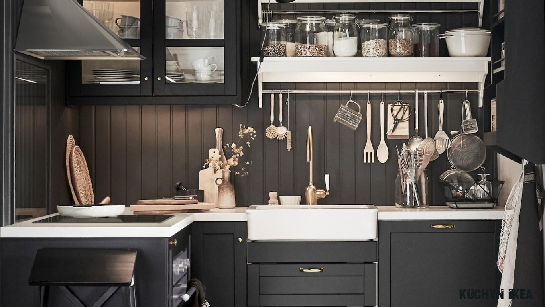 Objevte svou vysněnou kuchyni - IKEA