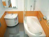 Znamenitý Fotky Nápady z Vana Do Malé Koupelny