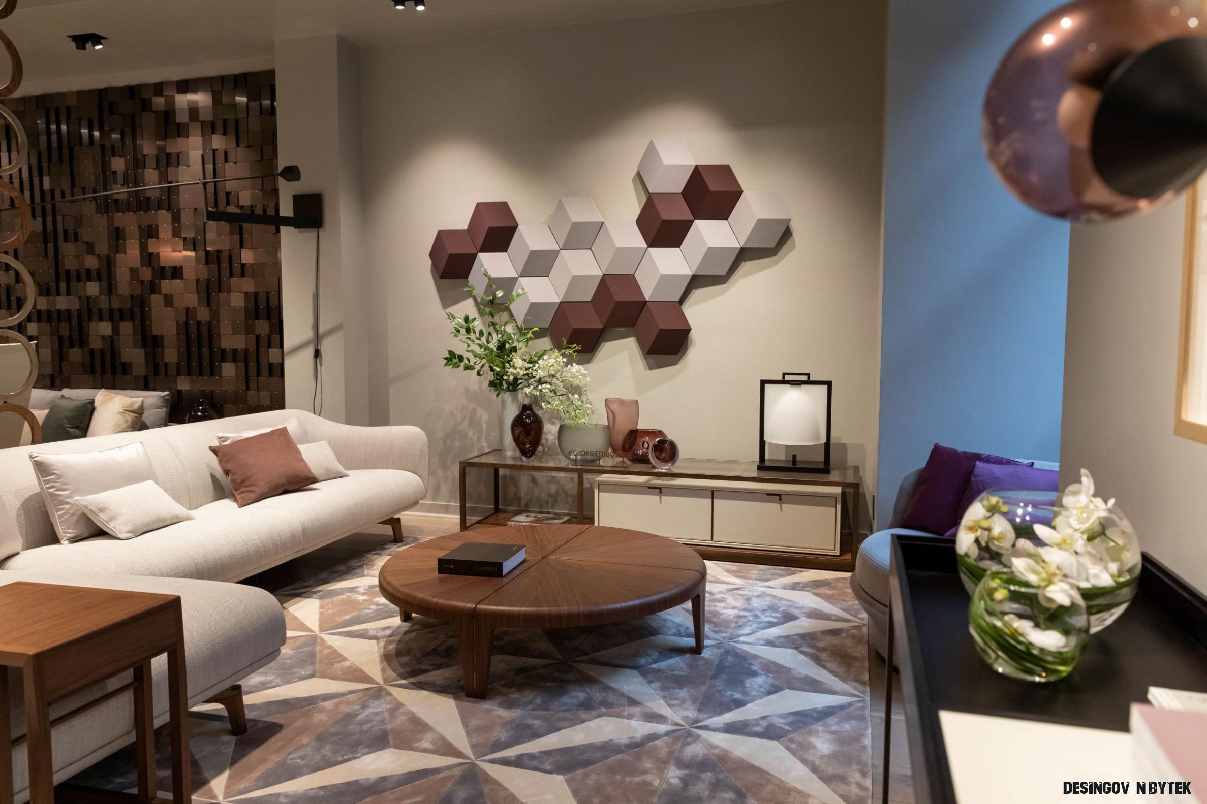 Designový nábytek Giorgetti ladí s vkusem Američanů – Online