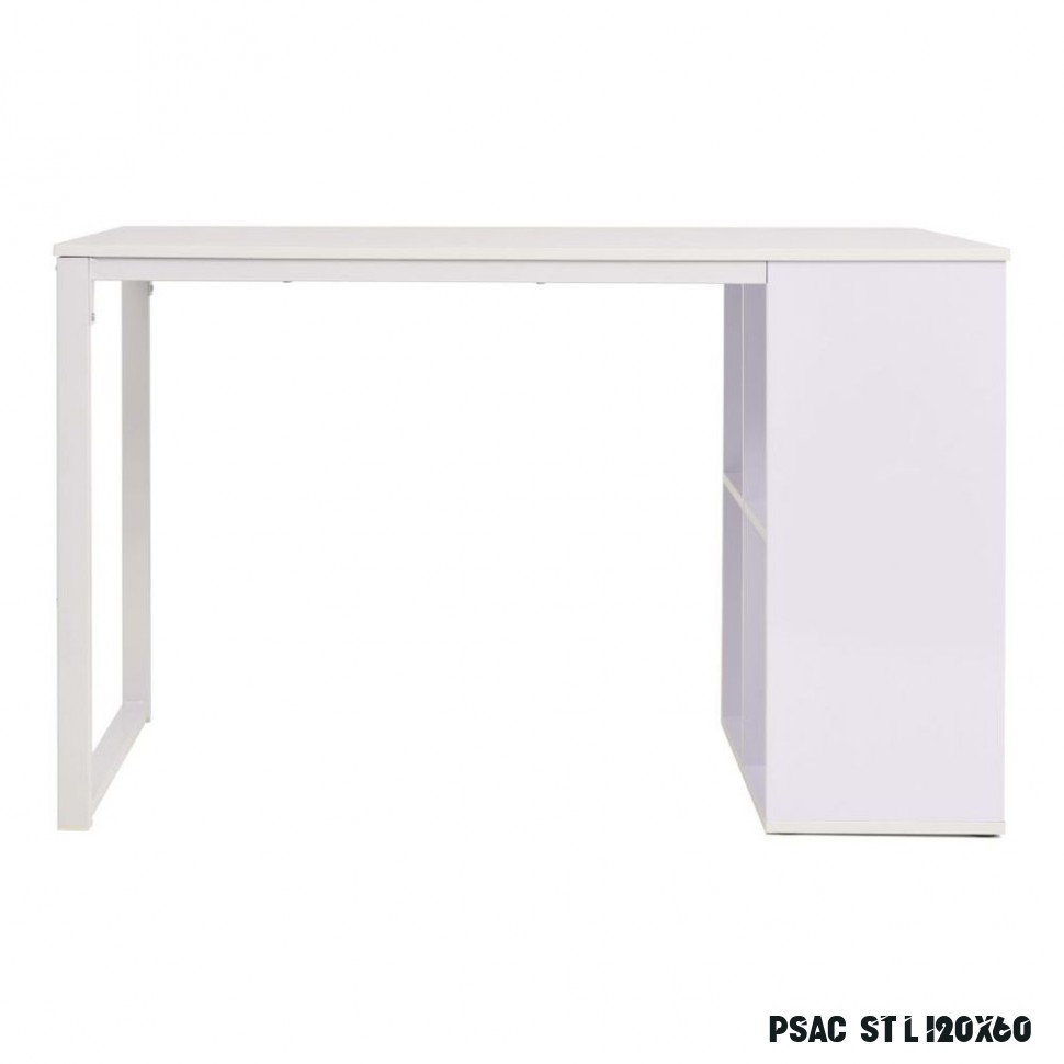 shumee Psací stůl 13 x 13 x 13 cm bílý  MALL.CZ