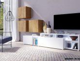 Úžasný Fotografií Idea z Designová Obývací Stěna