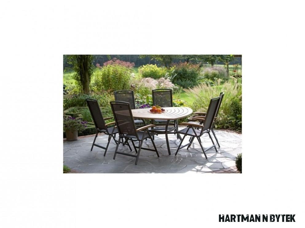 Triangular zahradní jídelní stůl Classic 19x19x19cm