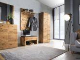 Bájecný Obraz Inspirace z Dřevěný Botník Masiv