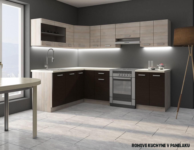 Kuchyňa v paneláku - ako ju zariadiť funkčne?  Blog NovýNábytok.sk