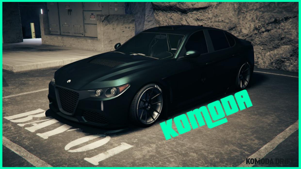 GTA ONLINE Car Review – Lampadati Komoda » NullTX