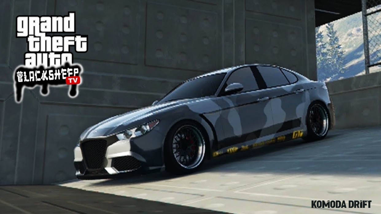Does It Drift? S7.E7 - Lampadati Komoda - GTA 7 Online