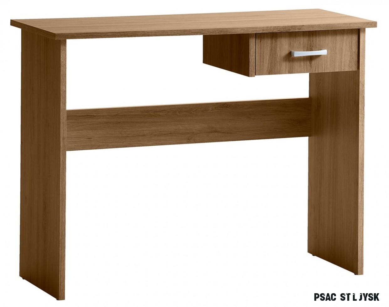 Psací stůl KARUP 12x12 divoký dub