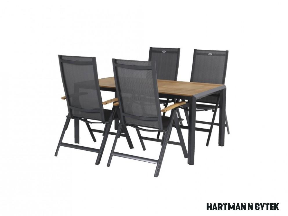 Zahradní set Hartman Aruba se stolem 19x19cm
