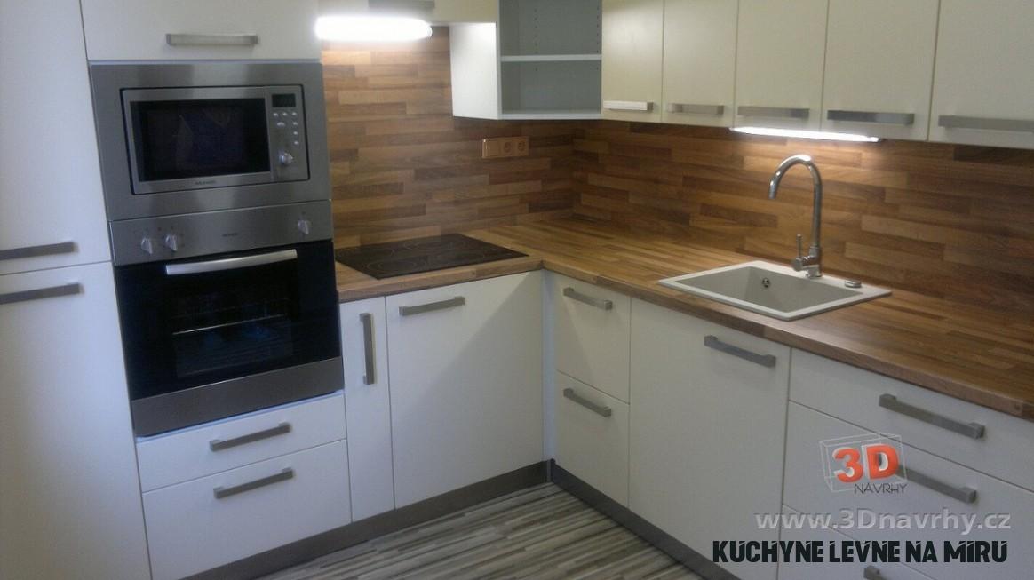 Levné kuchyně  17D Návrhy s.r.o.