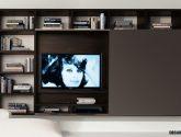 Nejlepší Príklad Idea z Designová Obývací Stěna