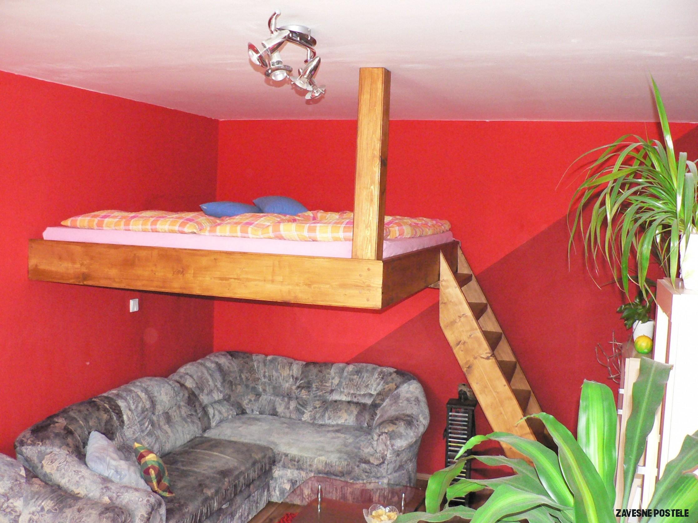 Produkty A - s-k-závěsné postele