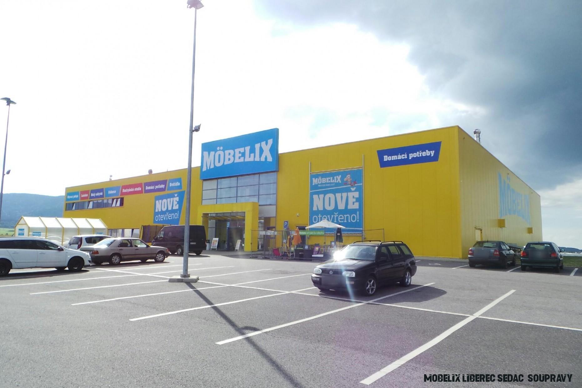 Möbelix (Liberec XI-Růžodol I) • Firmy.cz