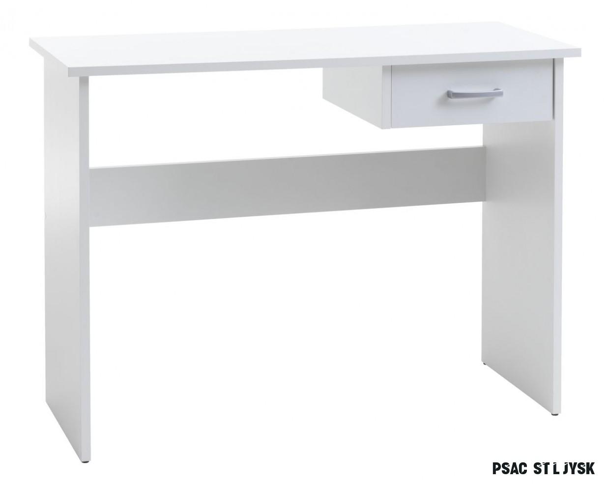 Psací stůl KARUP 12x12 bílá