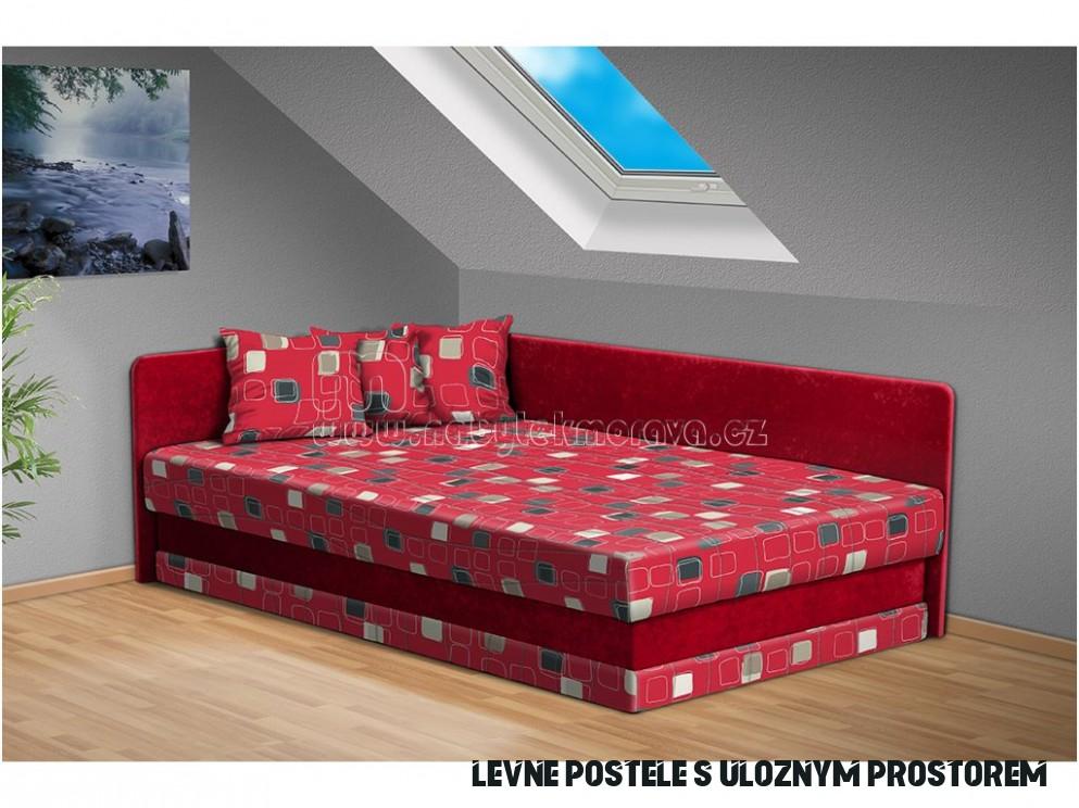 Levná postel Robin 19x19 cm