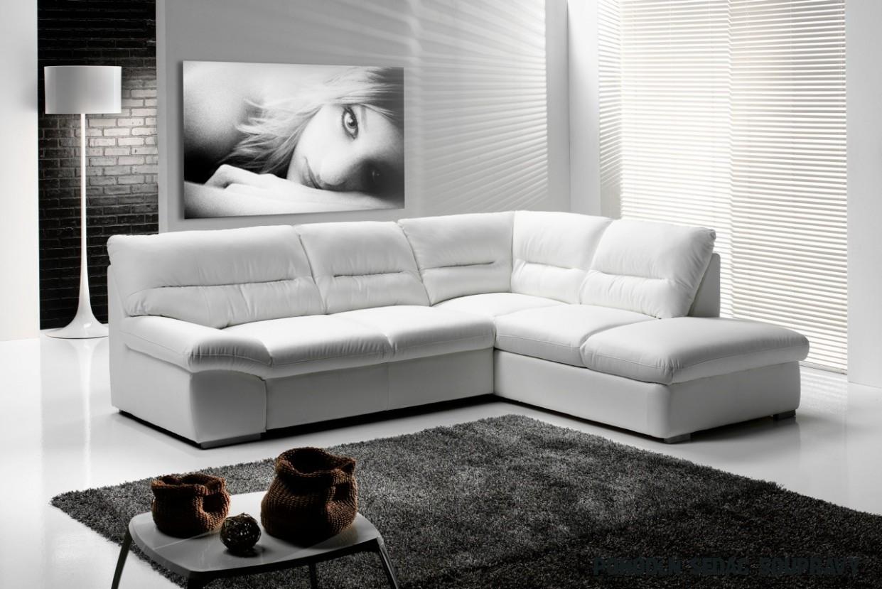 Pohodlná sedací souprava STEFY - KRON Nábytek