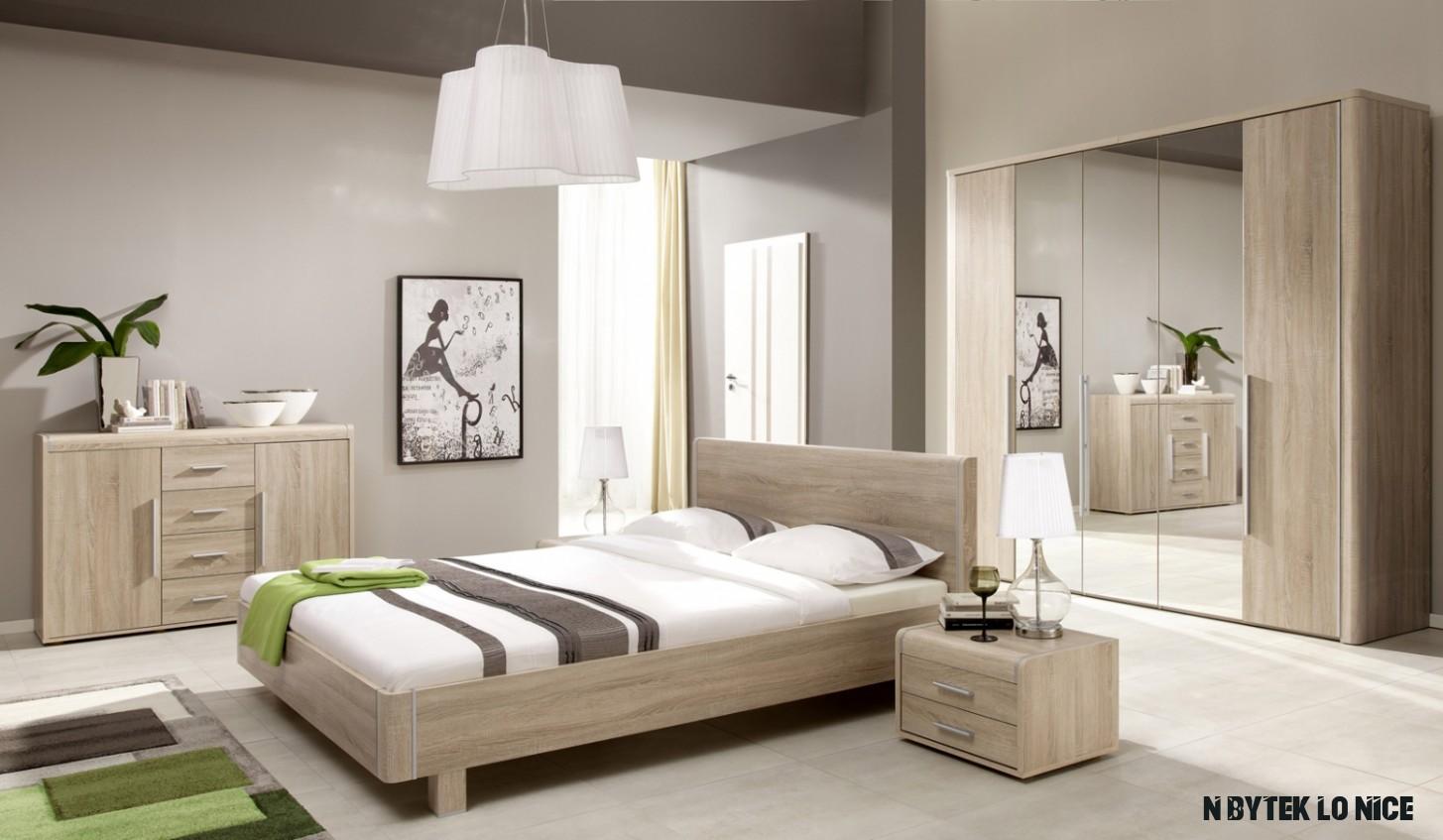 Nábytek do ložnice Volinois RM