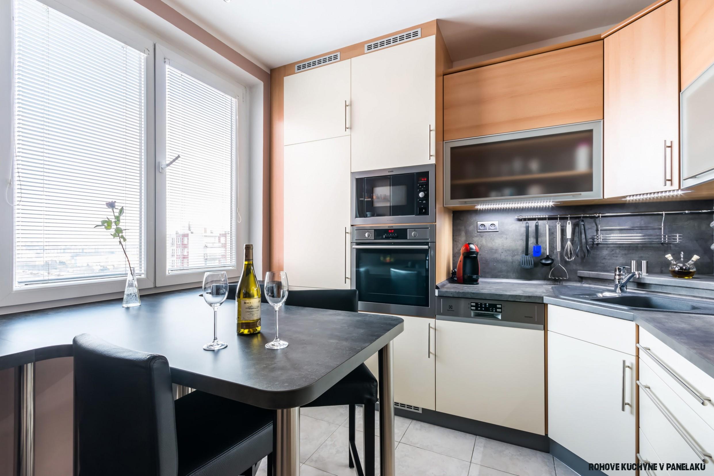 Jak si užít vaření v paneláku  Gabon Brno, kuchyňské studio