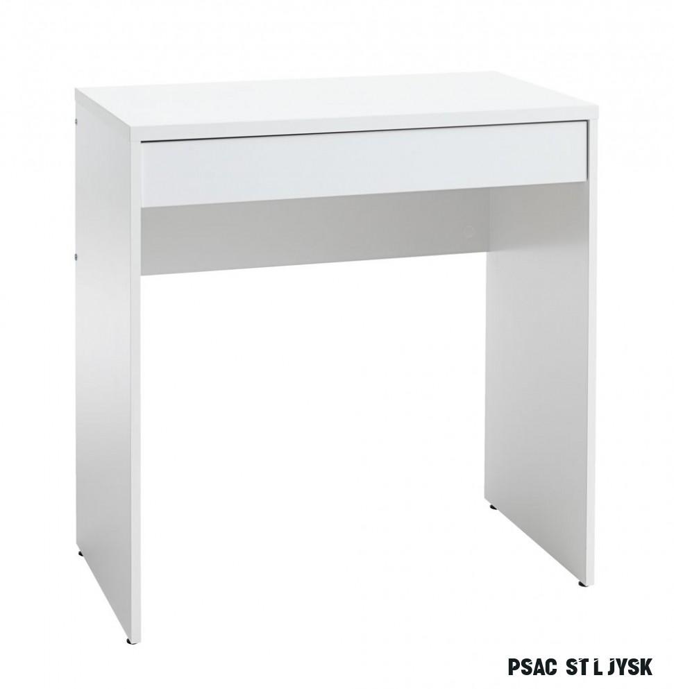 Psací stůl HERLEV 12x12 bílá