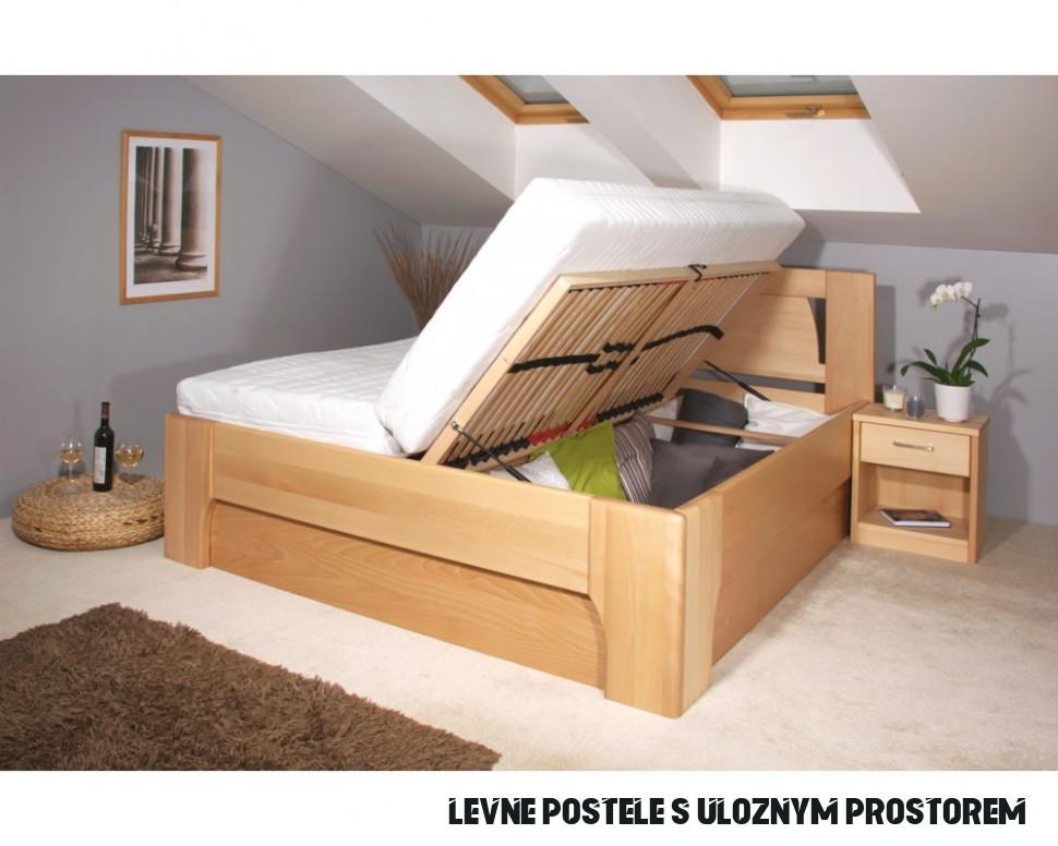 تصرخ تمكن النوعية velka postel s uloznym prostorem