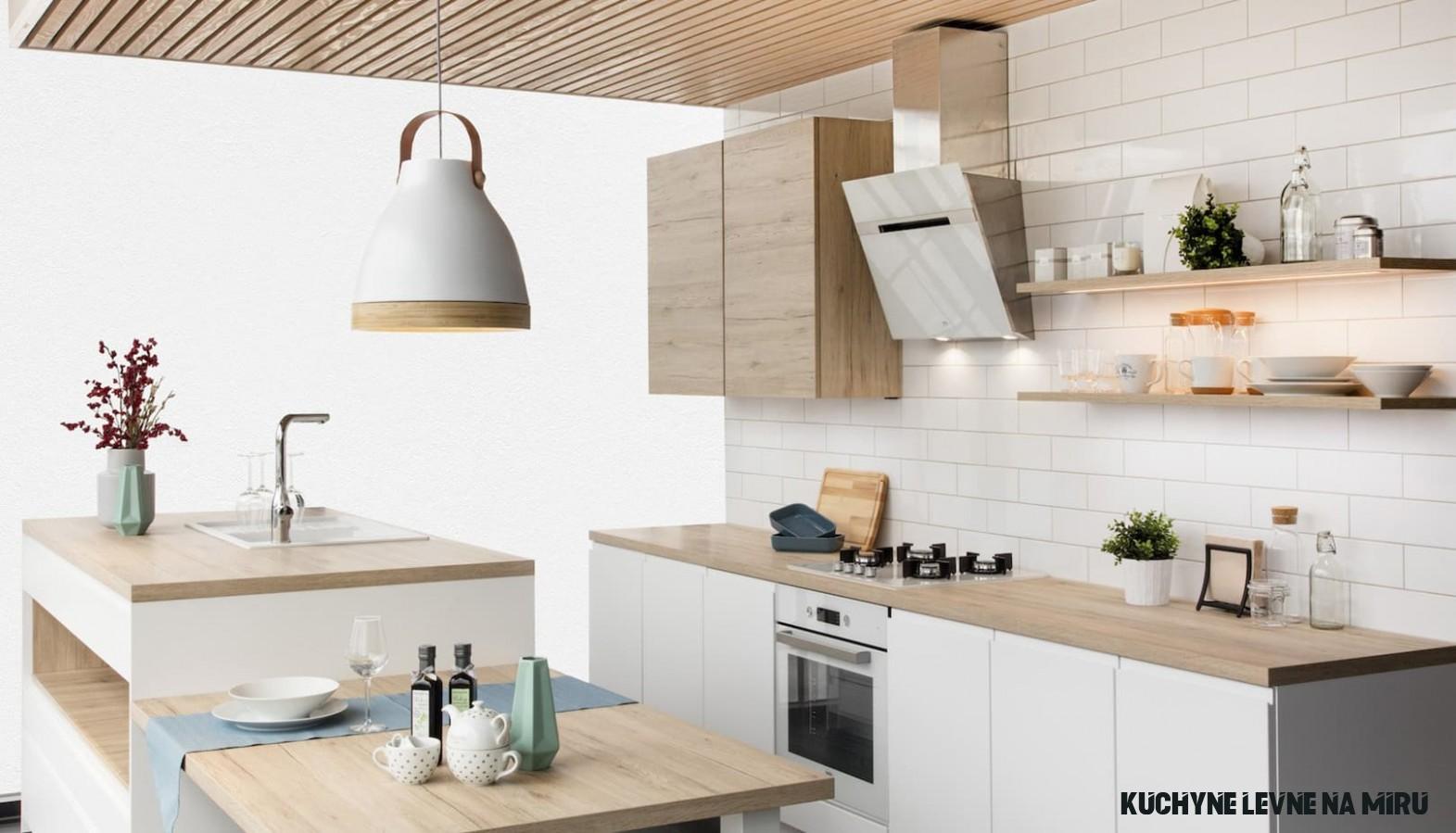 Stylové kuchyně a kuchyňské linky  SIKO