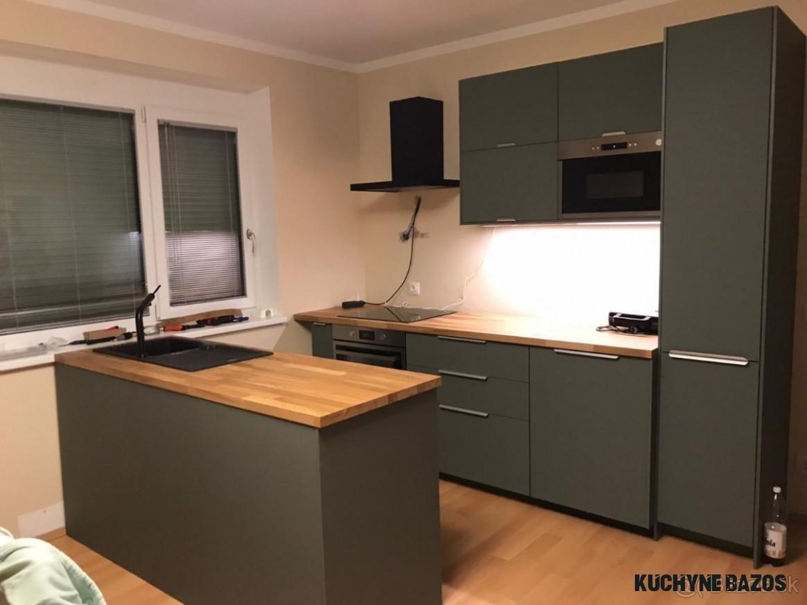 Montáž kuchyne z IKEA - Bratislava - Bazoš.sk