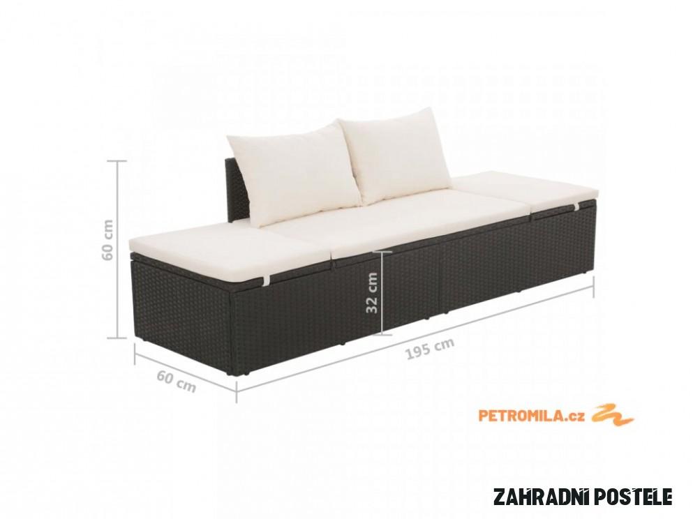 Venkovní postele, Venkovní postele