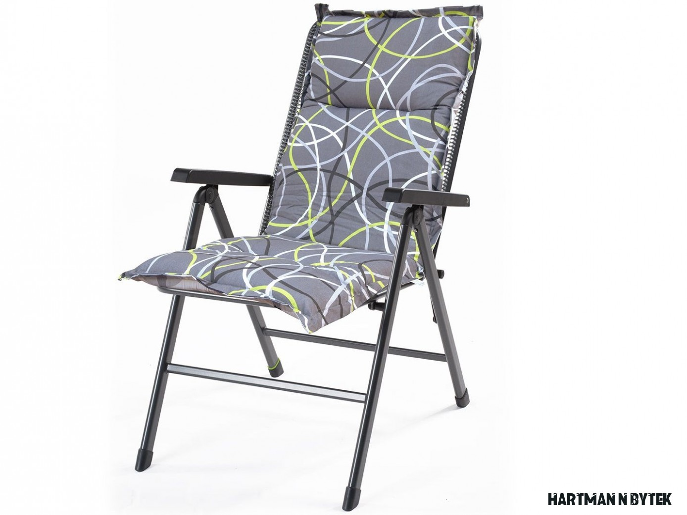 Polstr pro klasické židle Creador Hartman grey - 19x19x19cm