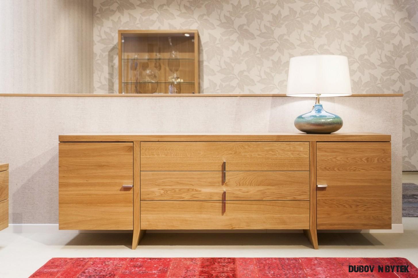 Kolekce Regata - masivní dubový nábytek Pardubice