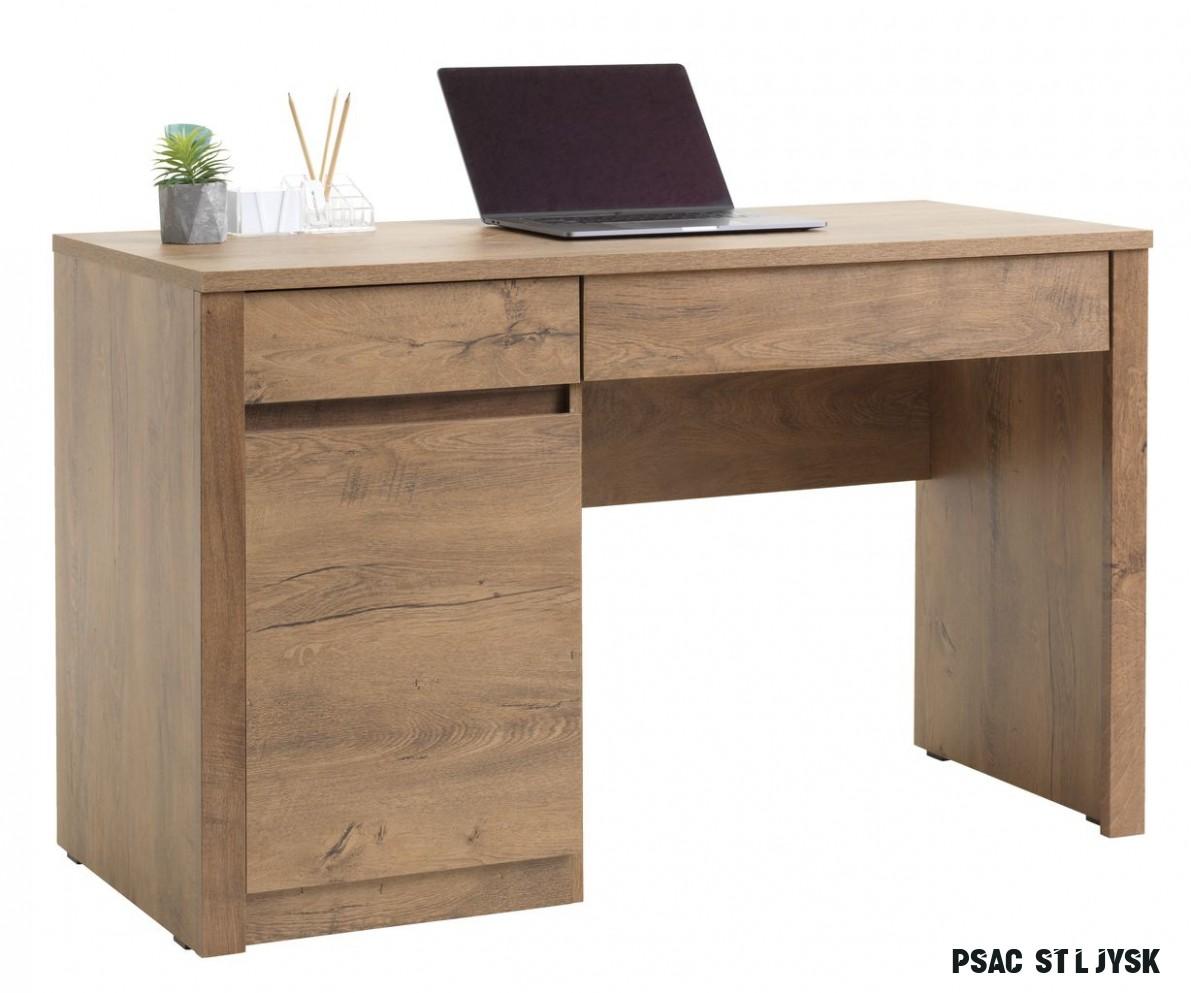 Psací stůl VEDDE 12x12 divoký dub