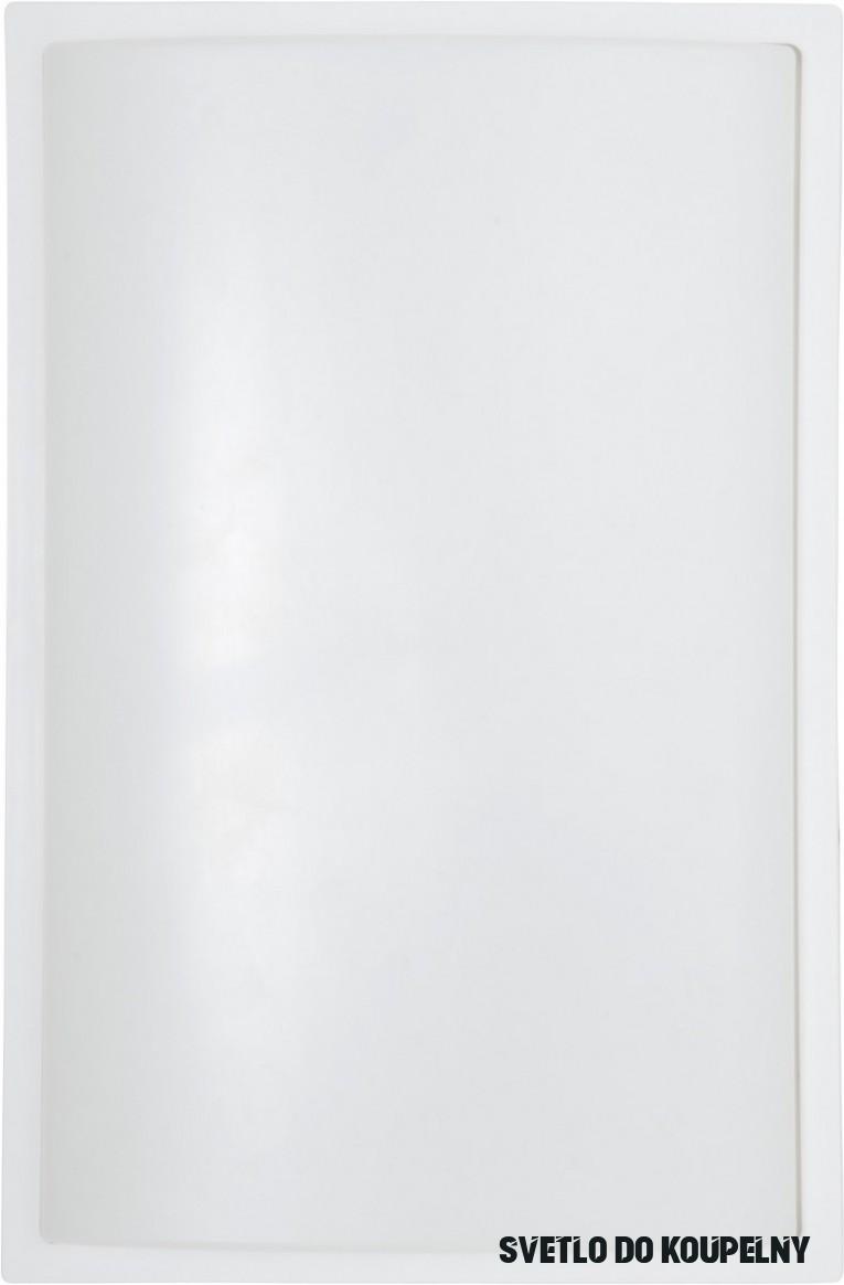 Světlo do koupelny Nowodvorski 16 GARDA bílá matná