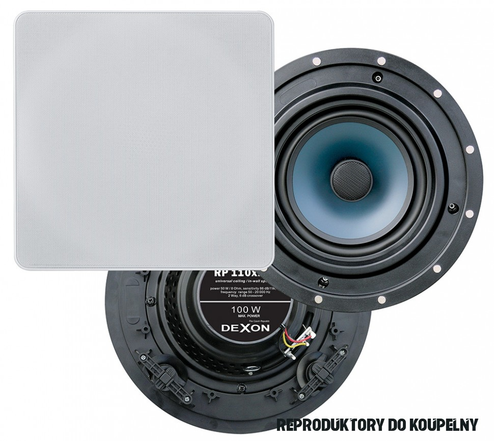 RP 15×15 podhledový reproduktor