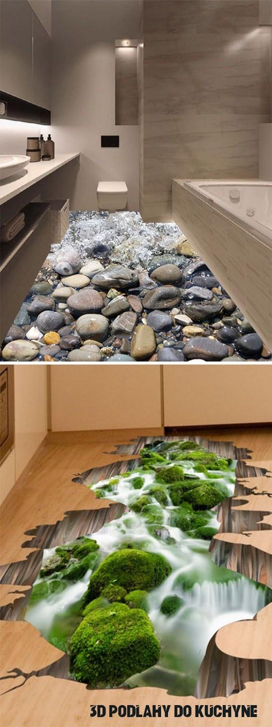 18D podlahy do kúpelne aj obývačky. Ako sa robia?  TopByvanie.sk