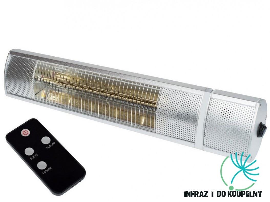 Soleado Elektrik 20KW20 IP 20 - 20,20 kW infrazářič s dálkovým