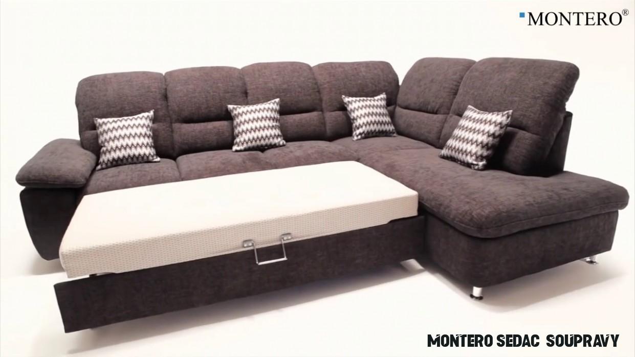 MONTERO® Látková sedací souprava AMORA