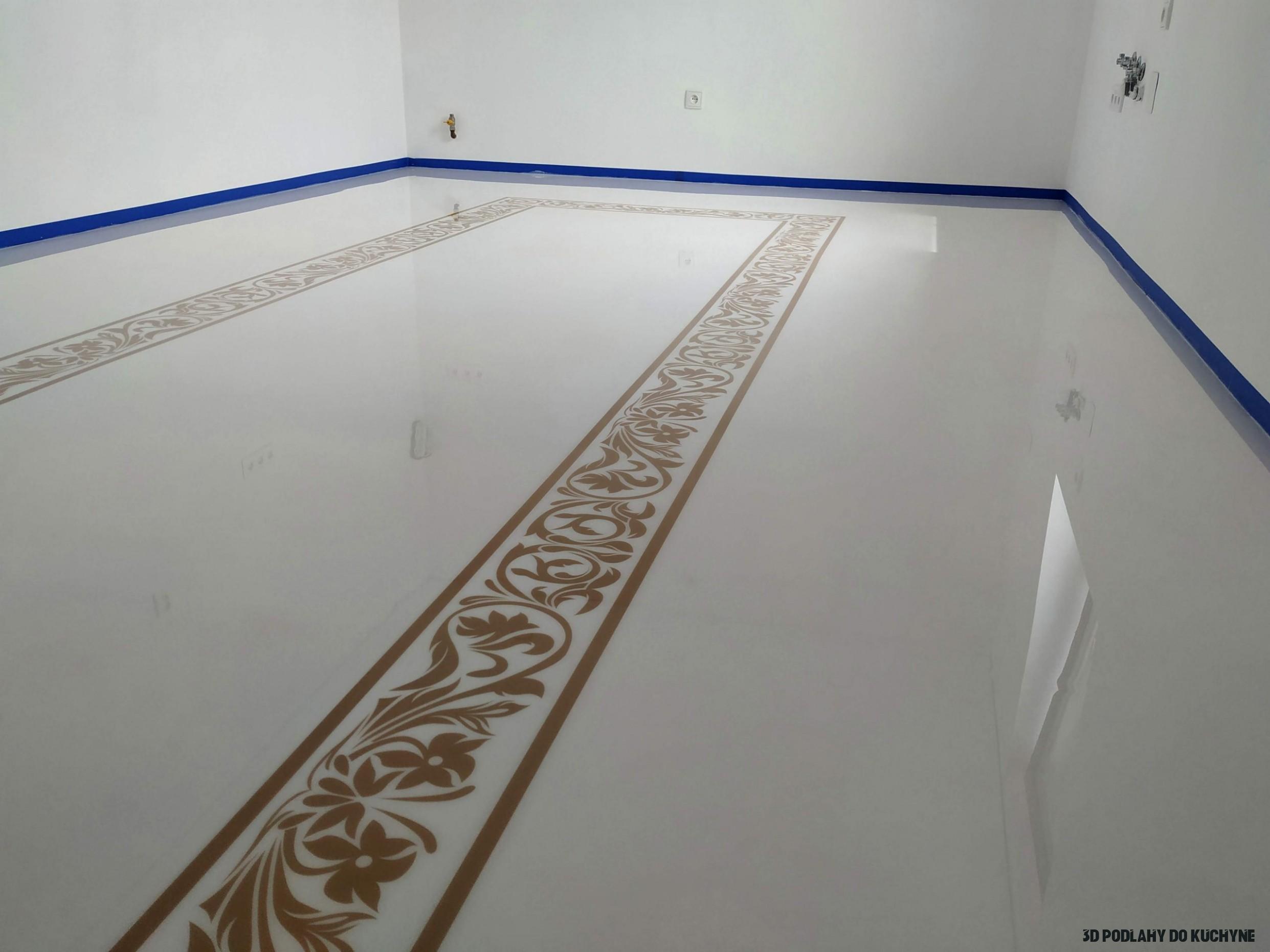 Liate podlahy - Podlahy do domu, bytu, haly, či garáže