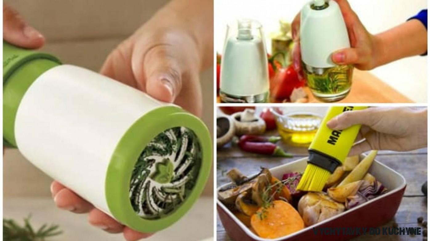 15 vtipných vychytávek do kuchyně, které vám usnadní život  Prima