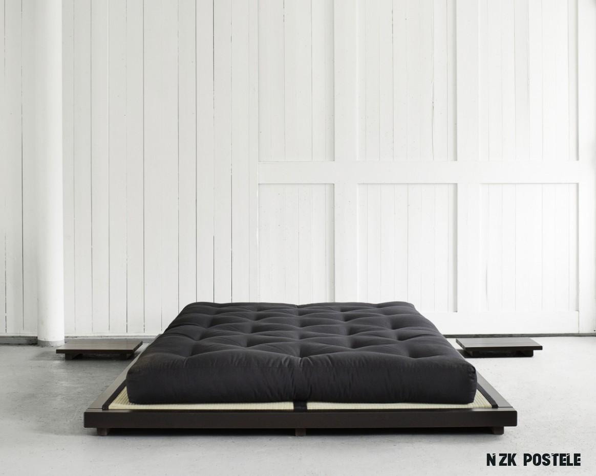 Nízká postel Dock 8x8