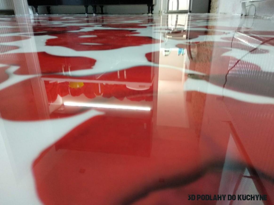 Liate 18D podlahy - Liate podlahy