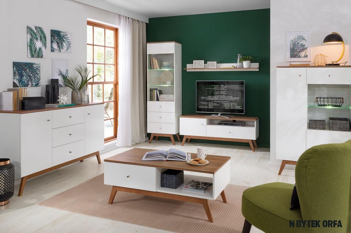 Báječný nábytek ve stylu vintage-Heda - ORFA nábytek