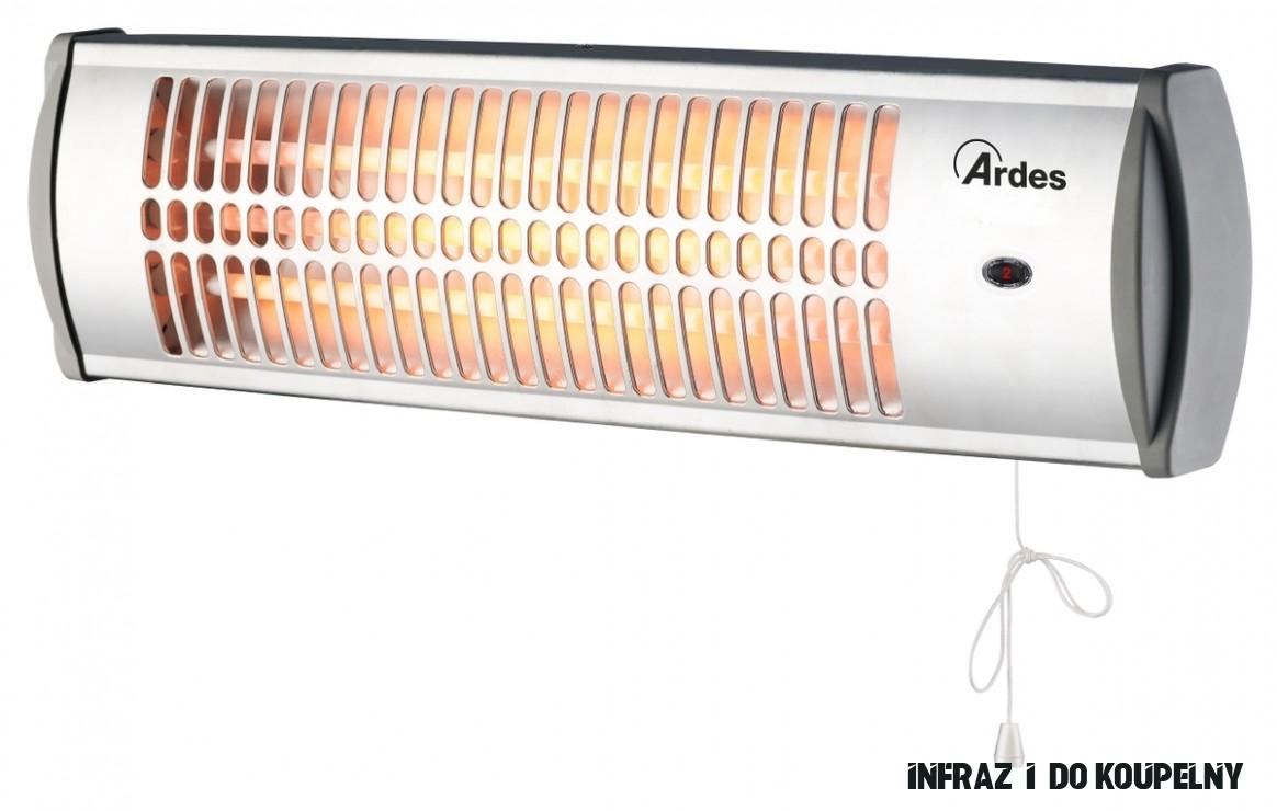Infrazářič Ardes 20A