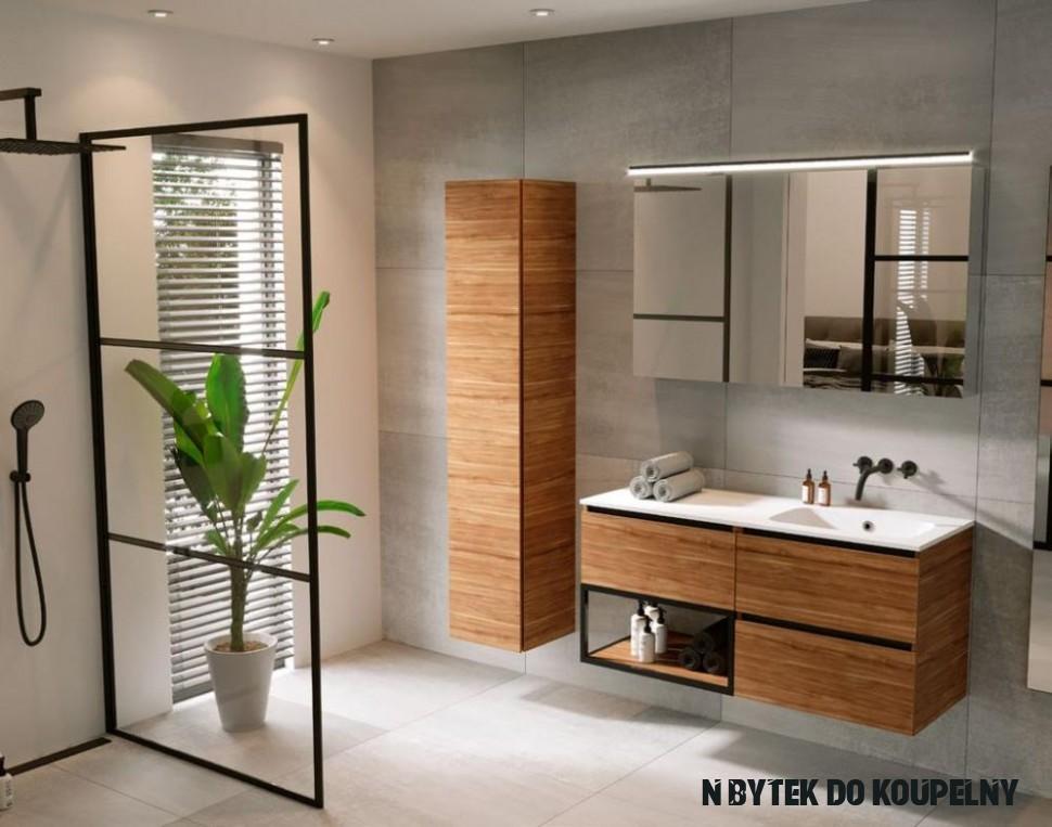 Designový nábytek do koupelny - stylový i praktický  Kaštanová