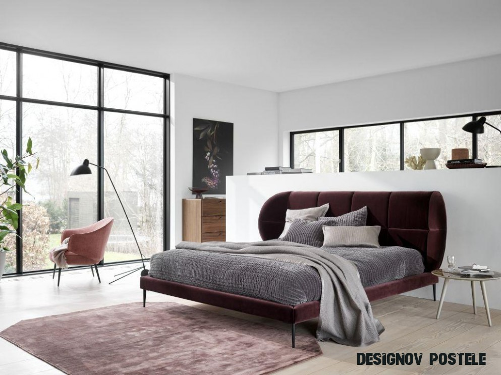 Luxusní postele  Decoland - Designový nábytek