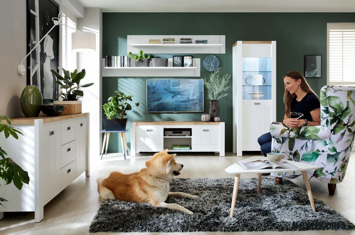 Překrásná kolekce Dreviso do obývacího pokoje - ORFA nábytek