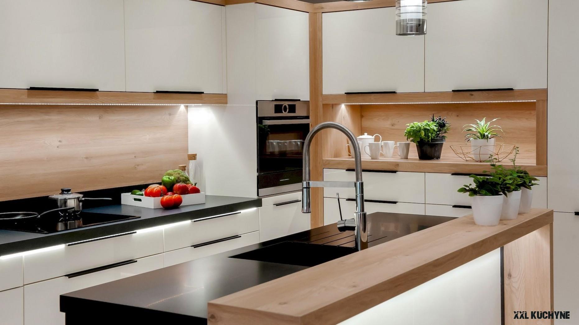 Kuchyně  Kuchyne na miru – Výrobce kuchyní