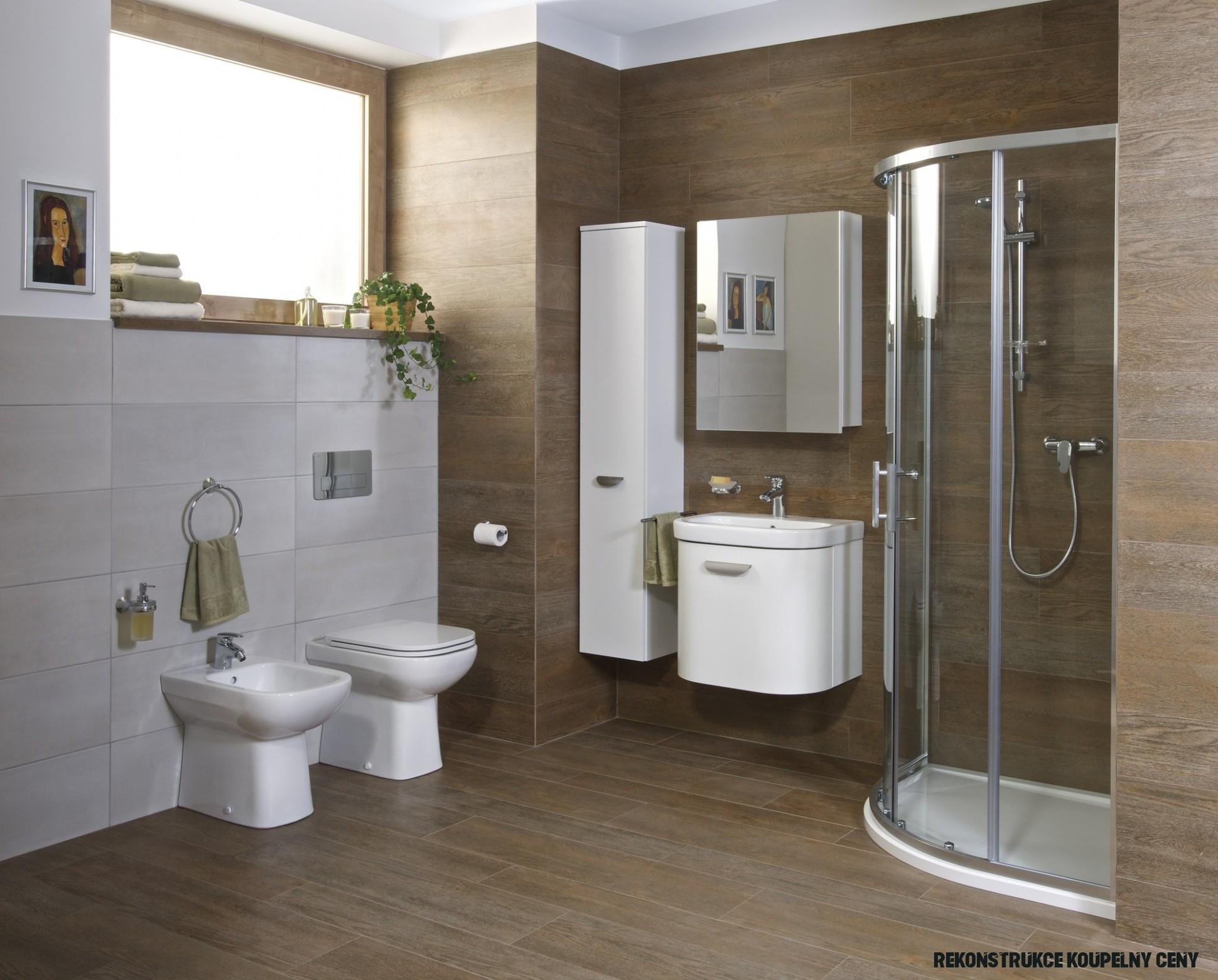 Jika: Připravte se na rekonstrukci koupelny - TZB-info